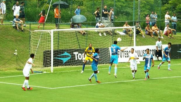 Desportivo Brasil x Marília - Paulista sub-17 (Foto: Fernando Cesarotti/Globoesporte.com)