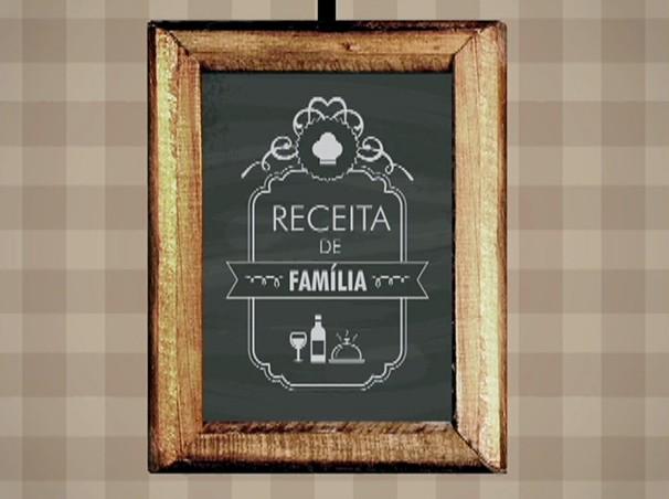 No quadro 'Receita de Família', telespectadores vão contar seus segredos na cozinha (Foto: Reprodução/TV Fronteira)
