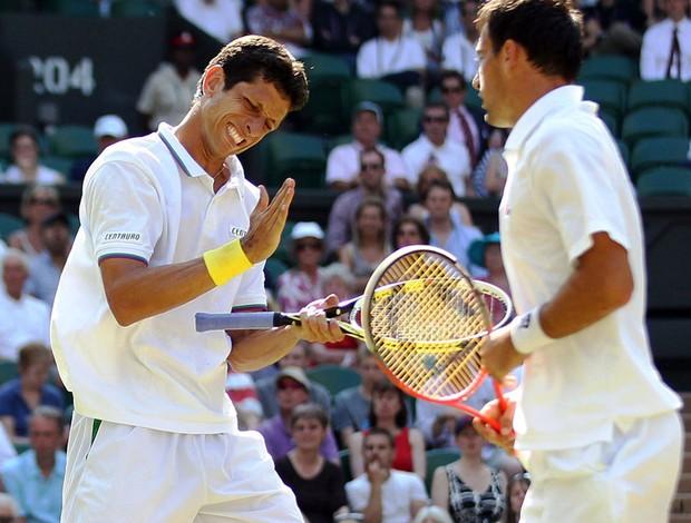 Melo e Dodig perdem final para os irmãos Bryan em Wimbledon