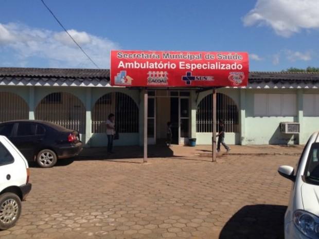 Os novos profissionais vão atender no Hospital Materno Infantil de Cacoal. (Foto: G1/RO)