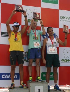 Atleta do Tocantins conquista terceiro lugar em competição goiana (Foto: Divulgação/ AMT Lazer)