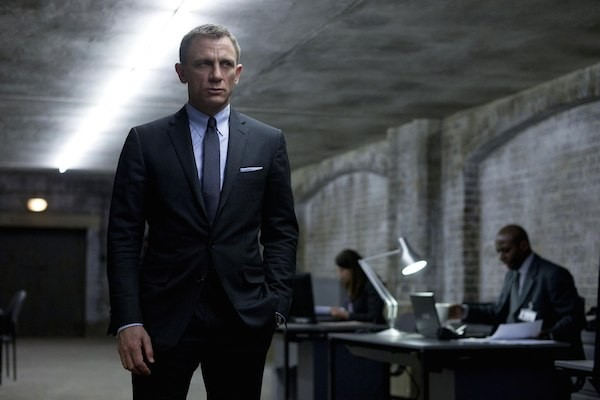Daniel Craig em 007 - Operação Skyfall (2012) (Foto: Divulgação)