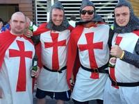 Acompanhe o pré-jogo de Inglaterra x Itália (Ivan Raupp/GloboEsporte.com)