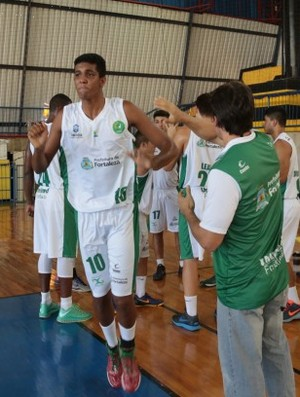 Sualisson, Basquete Cearense (Foto: Raphael Oliveira/LNB)