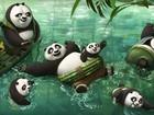 'Kung Fu Panda 3' e 'Um homem entre gigantes' estreiam na Paraíba