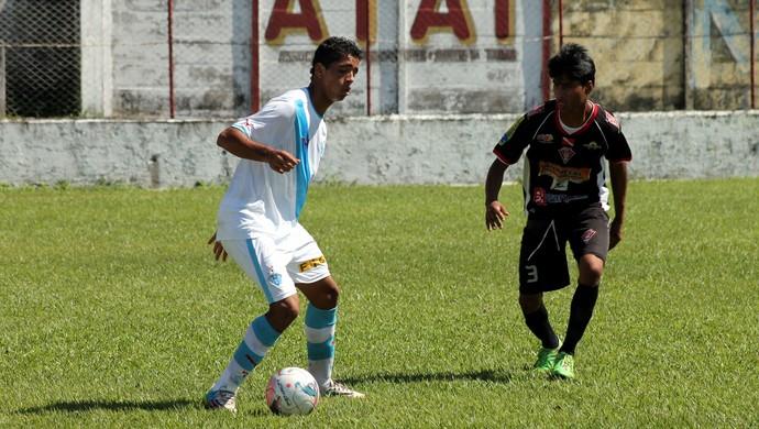 Paysandu x Gavião Kyikatejê Sub-20 (Foto: Tadeu Verderosa/Ascom Paysandu)