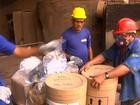 No Ceará, PF incinera 1,3 tonelada de maconha, cocaína e outras drogas