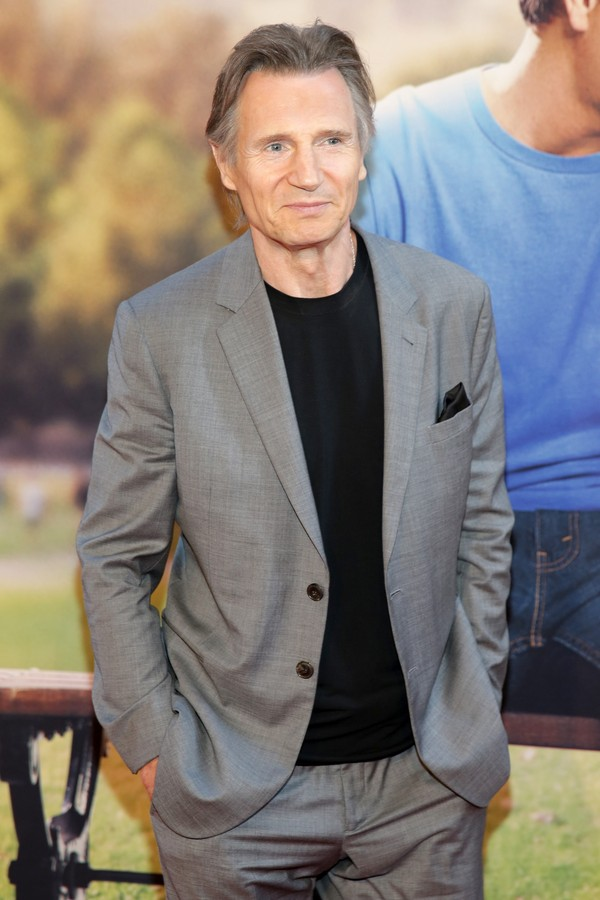 O ator Liam Neeson (Foto: Getty Images)