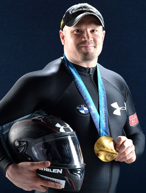 bobsled Steven Holcomb (Foto: Getty Images)