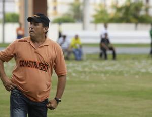 Técnico João Galvão esta desde 2008 no Águia de Marabá (Foto: Tarso Sarraf/O Liberal)