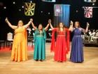 Quarteto lança CD e DVD 'Elas Cantam Samba' no Teatro Amazonas