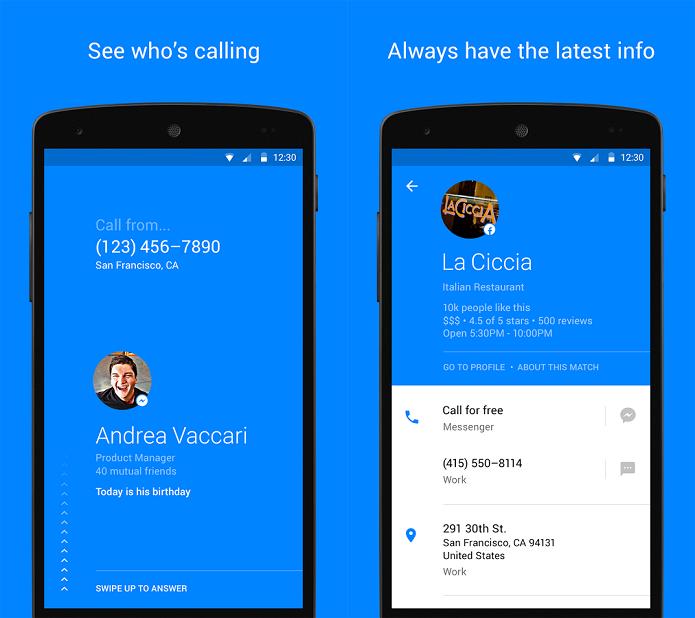 Facebook lançou novo app nessa semana; conheça o Hello (Foto: Divulgação)