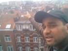 Brasileiro que trabalha em aeroporto de Bruxelas narra tensão em vídeo