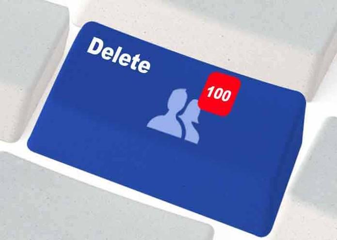 Faça uma faxina no Facebook e apague da sua lista contatos indesejados (Foto: Reprodução/Darktips)