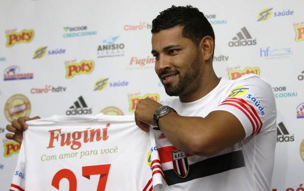André Santos Botafogo-SP