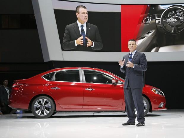Nissan Sentra  (Foto: AP Photo/John Locher)
