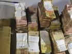 Jovem suspeito de tráfico é preso com R$ 141 mil em espécie, em GO