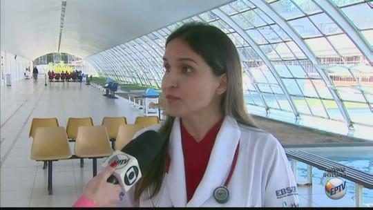 Exames confirmam o vírus sincicial em cinco crianças em São Carlos, SP