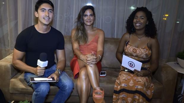 Carol Sampaio participa do 2 Minutos (Foto: Instagram / Reprodução)
