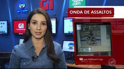 Confira o Direto do G1 Itapetininga e Região desta quinta-feira