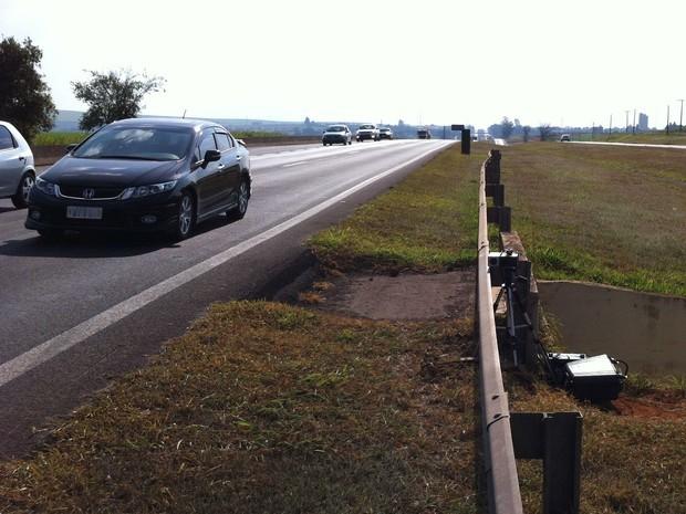 G radares escondidos preocupam motoristas na região