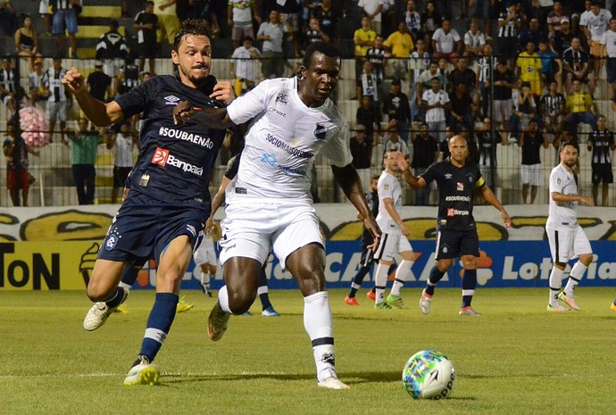 ABC x Remo Série C Frasqueirão (Foto: Frankie Marcone/ABC FC/Divulgação)