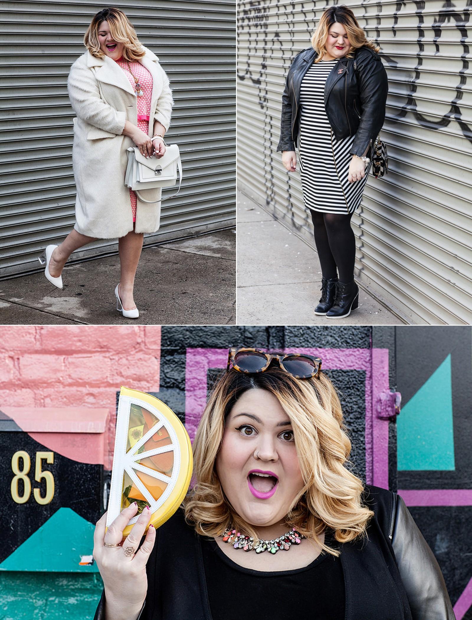 Colunista de moda, Nicolette diz que está amando a tendência dos tons pastéis no momento (Foto: Lydia Hudgens)
