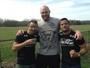 Cercado por brasileiros, Rothwell quer bater Cigano para ver UFC em Curitiba