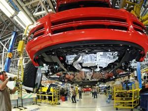 Fábrica da Fiat, em Betim, Minas Gerais (Foto: Divulgação)