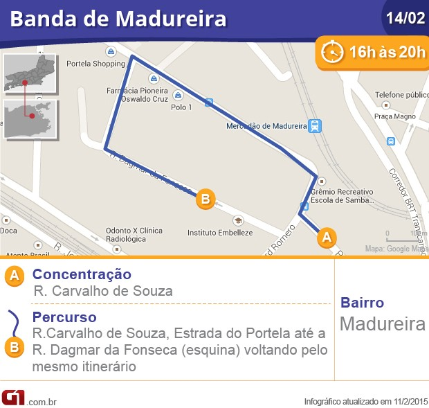 Madureira (Foto: ArteG1)
