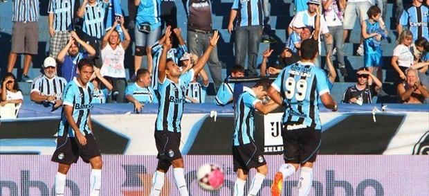 Grêmio x Ypiranga (Foto: Lucas Uebel, divulgação Grêmio)