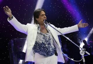 Show de Roberto Carlos (Foto: Celso Tavares / EGO)