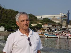 """Filho de uma """"viúva do Changri-lá"""", Paulo Silva foi o principal agente de resgate da história para o filme (Foto: Alessandra Rezende)"""