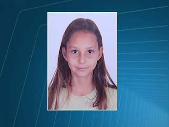 Criança está desaparecida após temporal em Uberlândia, MG (Foto: Reprodução/TV Integração)