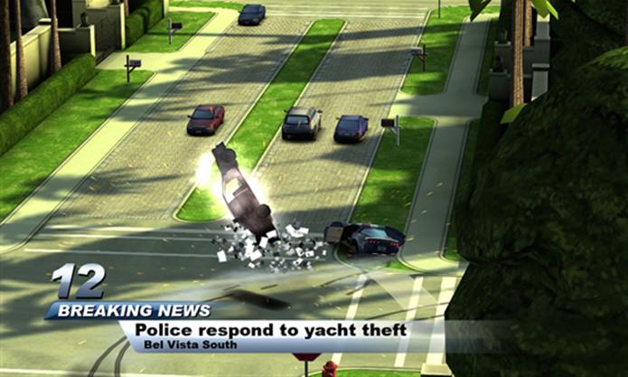 Smash Cops Heat é um jogo de perseguição policial com ótimos gráficos e emocionantes disputadas (Foto: Divulgação/Windows Phone Store)