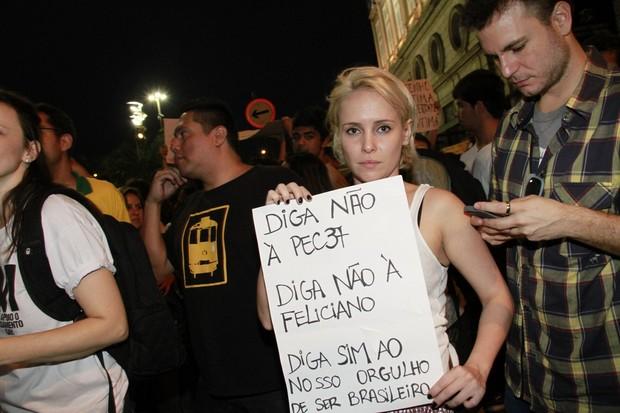 Fernanda Nobre (Foto: Isac Luz / EGO)