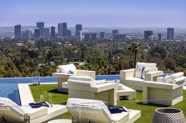 Casa mais cara dos Estados Unidos está à venda por US$ 250 milhões (Foto: Divulgação)
