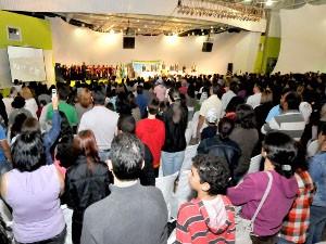 Olimpíada de Redação de 2011 em Jundiaí, SP (Foto: Divulgação / Prefeitura de Jundiaí)