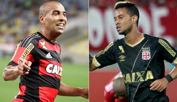 Flamengo e Vasco disputam vaga nas quartas de final da Copa do Brasil (Foto: Divulgação)