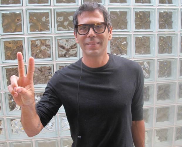 Dado Villa-Lobos dá mensagem de incentivo para novos participantes (Foto: The Voice Brasil/TV Globo)
