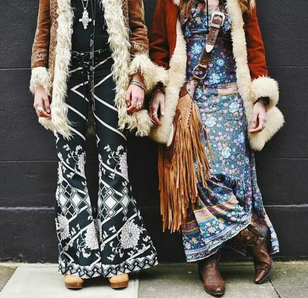 Estilista de Uberlândia diz que gosta de customizar peças para renovar guarda-roupas (Foto: Carolina Rosa/Arquivo Pessoal )