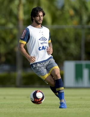 Hudson; Cruzeiro (Foto: Washington Alves/Cruzeiro)