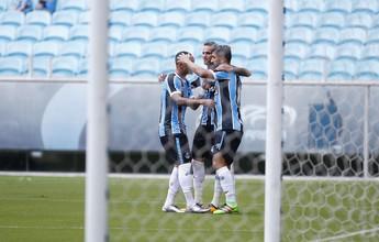 Grêmio aproveita erro do Coxa, vence e abre vantagem na Primeira Liga