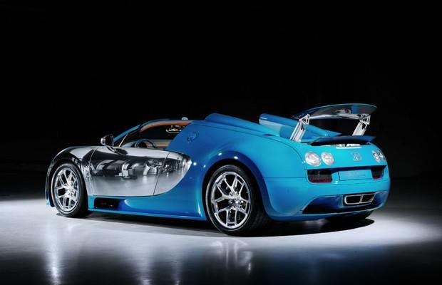 Bugatti Veyron Vitesse Meo Costantini Legend Edition (Foto: Bugatti)