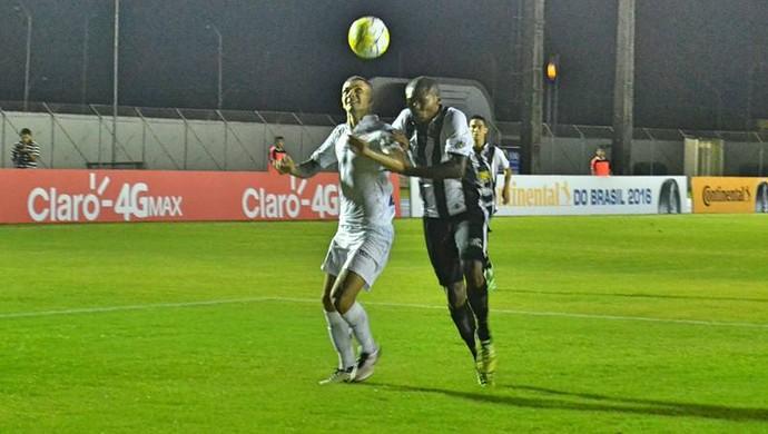 Jeferson Jari; Santos-AP; Amapá (Foto: Rosivaldo Nascimento/Arquivo Pessoal)