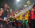 Usain Bolt lidera equipe All-Stars ao título em evento com cara de gincana