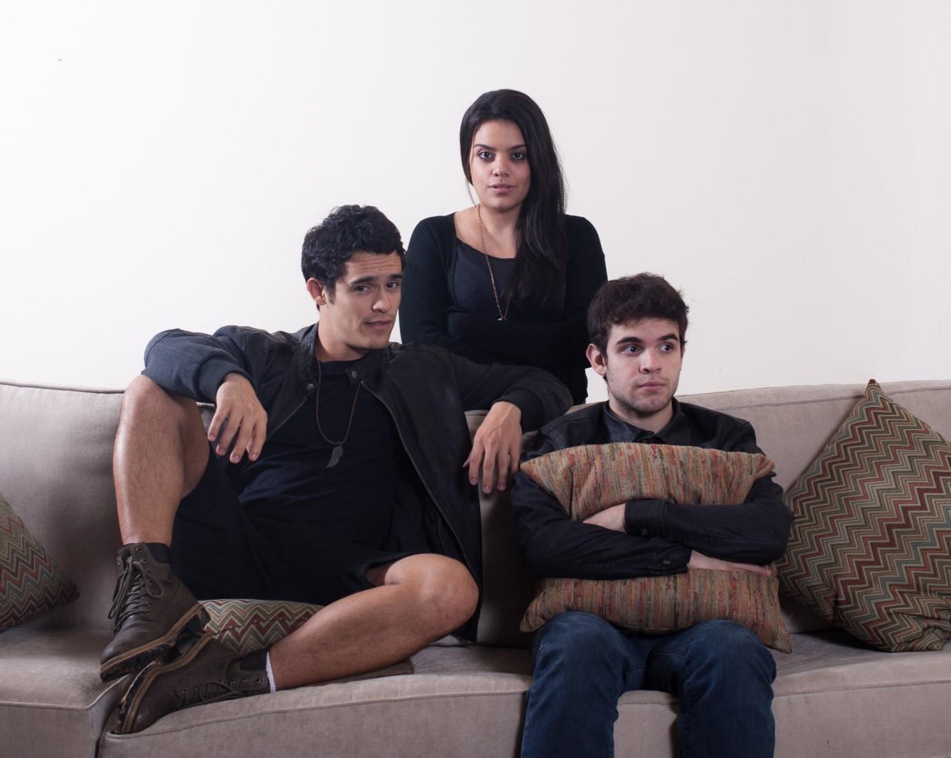 O trio 1 (Foto: Divulgação)
