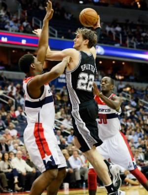 Tiago Splitter, San Antonio Spurs (Foto: Getty)