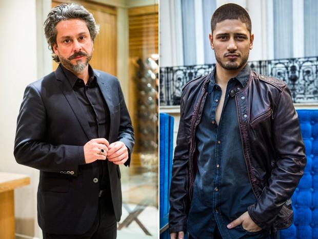 Confira os looks e acessórios masculinos mais elegantes da trama (Foto   Gshow) 198a22ab76