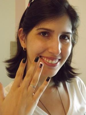 personagem Luciana Andrade (Foto: Elizabeth Ferreira/Arquivo Pessoal)